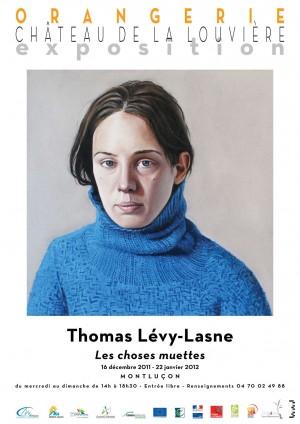 Thomas Lévy-Lasne, Les choses muettes, 2011