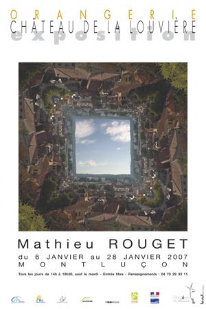Mathieu Rouget, La terre n'est pas ronde, 2007