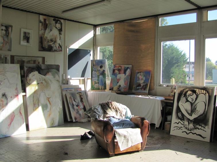 Atelier. Artiste.Fissore.Shakers 2014