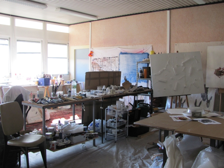 Atelier.Artistes.T.Demaison et J.F.Shakers 2014