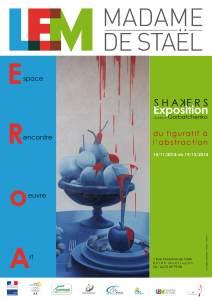 Affiche EROA C.Gorbatchenko 2014