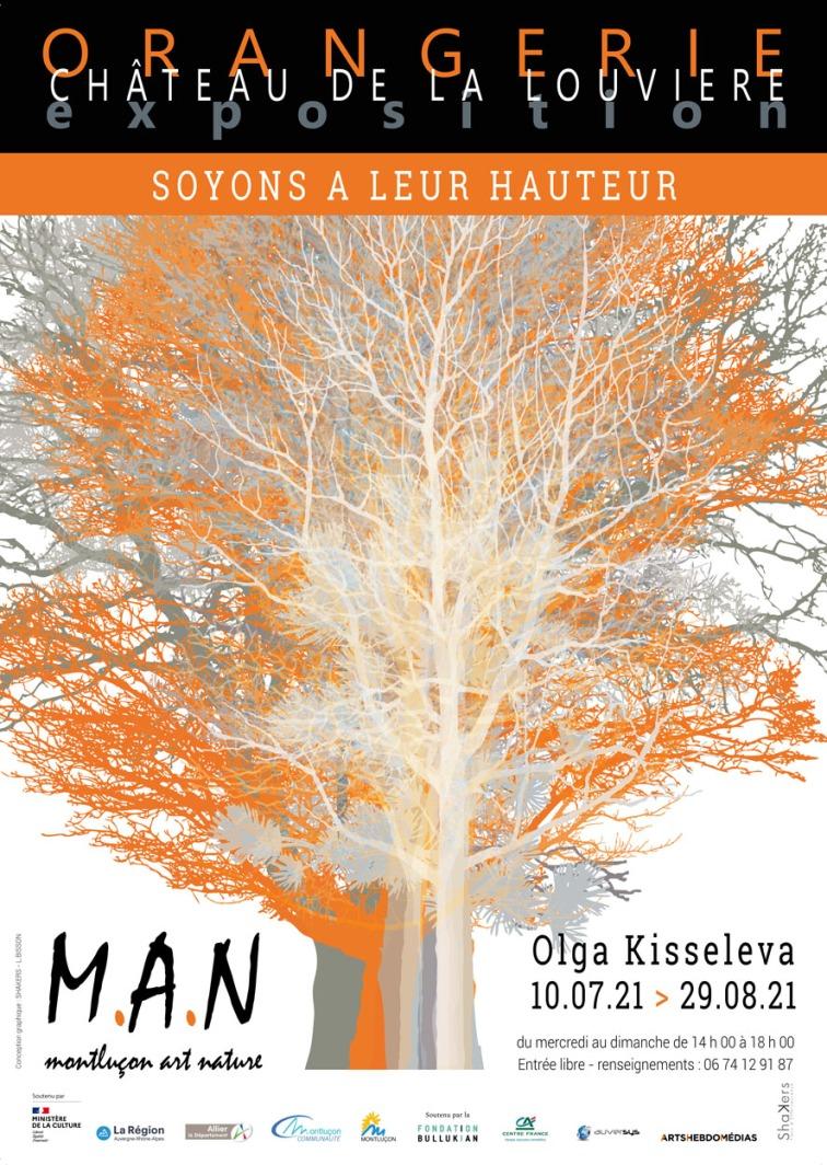 MAN 21 affiche A3 Forêt